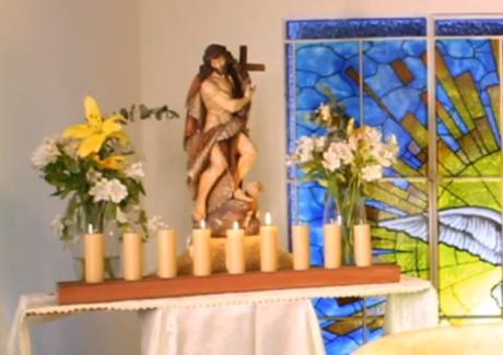 Devotos de São João Batista celebram o Padroeiro virtualmente