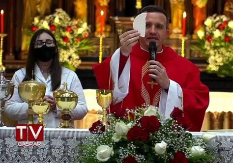 Solidariedade marca a 170ª Festa de São Pedro Apóstolo