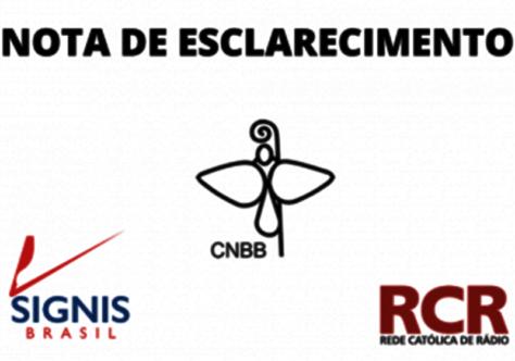 CNBB, Signis e RCR se posicionam sobre reunião entre emissoras e Governo