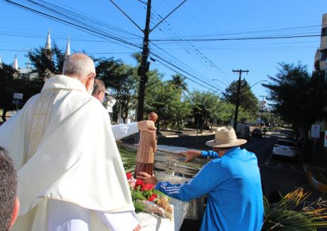 Xaxim celebra o Padroeiro São Luiz Gonzaga