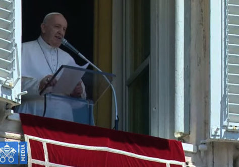 Papa: Jesus é o tesouro escondido que dá sentido a nossa vida