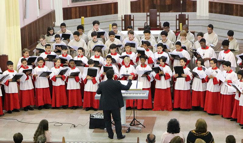 Corais dos Canarinhos comemoram a Bauernfest com concerto virtual