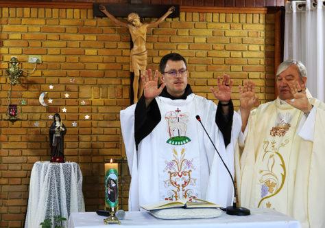 """""""Clara é a expressão da vivência radical do Evangelho"""", diz o Ministro Provincial"""