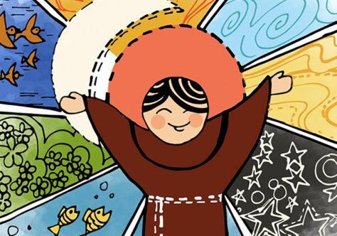 """Franciscanos se unem para celebrar o """"Tempo da Criação"""""""
