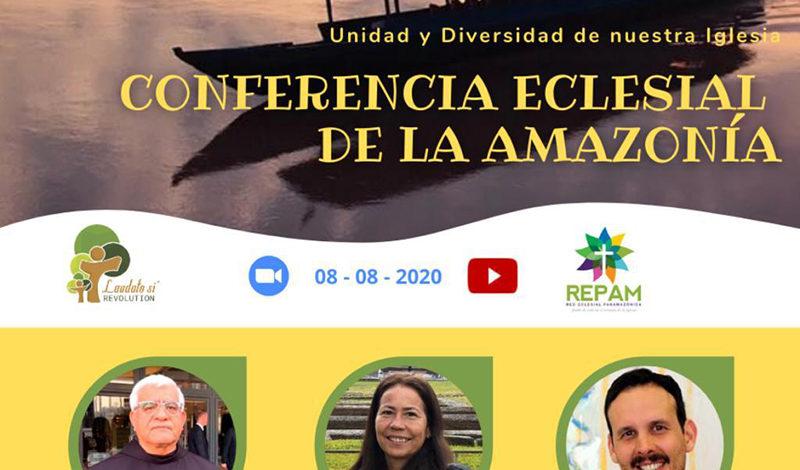 """""""Conferência Eclesial da Amazônia: Unidade e Diversidade de nossa Igreja"""" é tema de Seminário neste dia 8"""