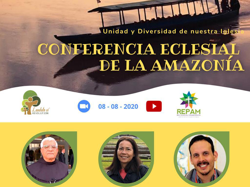 """[""""Conferência Eclesial da Amazônia: Unidade e Diversidade de nossa Igreja"""" é tema de Seminário neste dia 8]"""