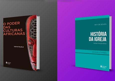 """""""História da Igreja"""" entre os lançamentos da Vozes"""