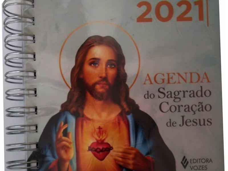 [Agenda do Sagrado Coração entre os lançamentos da Vozes]
