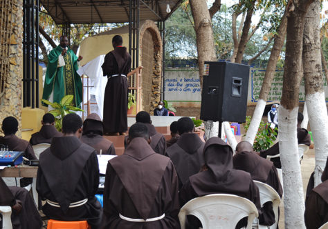 """Missão de Angola celebra o """"Tempo da Criação"""""""
