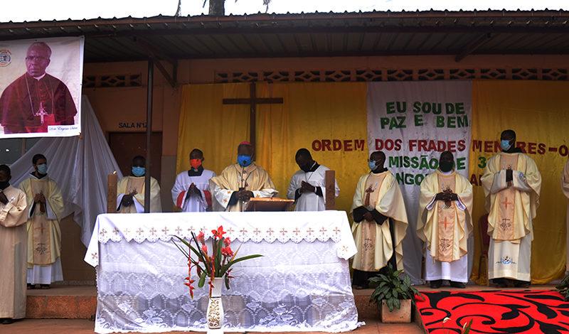 Angola celebra com festa os 30 anos da Missão