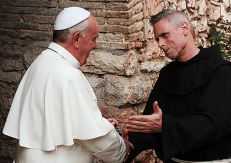 """Jesuítas e franciscanos se unem na """"Revolução Laudato Si'"""""""