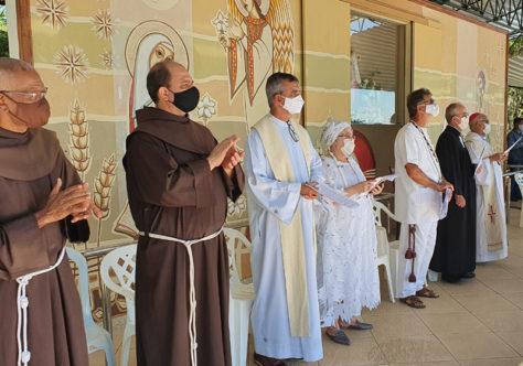 Celebração ecumênica marca 26º Grito dos Excluídos no Convento da Penha