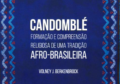 """""""Candomblé - Formação e compreensão religiosa de uma tradição afro-brasileira"""", novo livro de Frei Volney"""