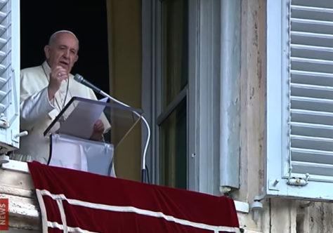 Papa: a verdadeira autoridade é servir, não explorar os outros