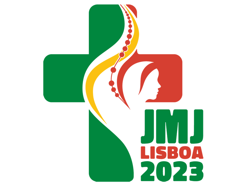 [Rumo à JMJ Lisboa 2023: apresentado o logotipo]