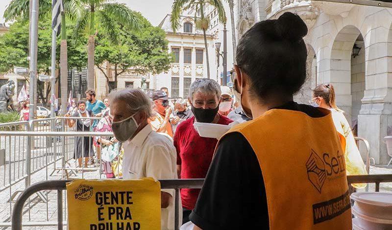 Franciscanos lançam chamado nacional contra a fome