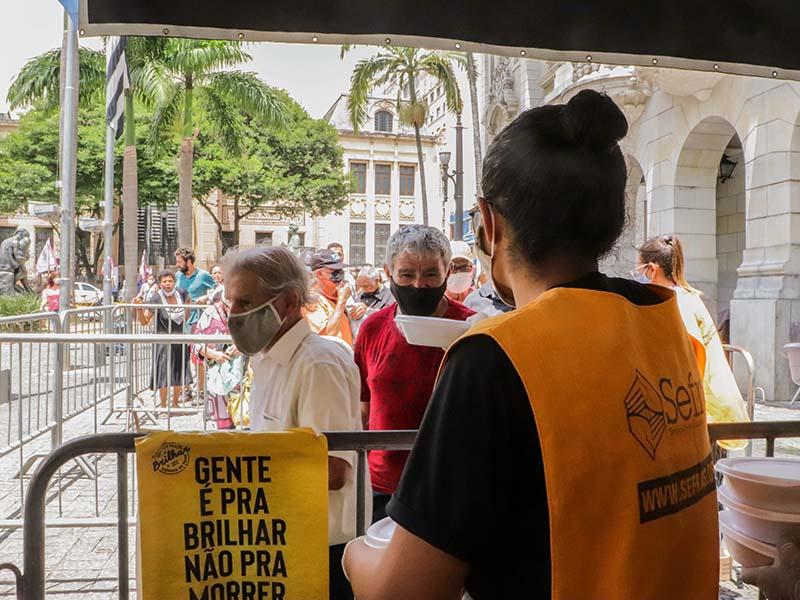[Franciscanos lançam chamado nacional contra a fome]