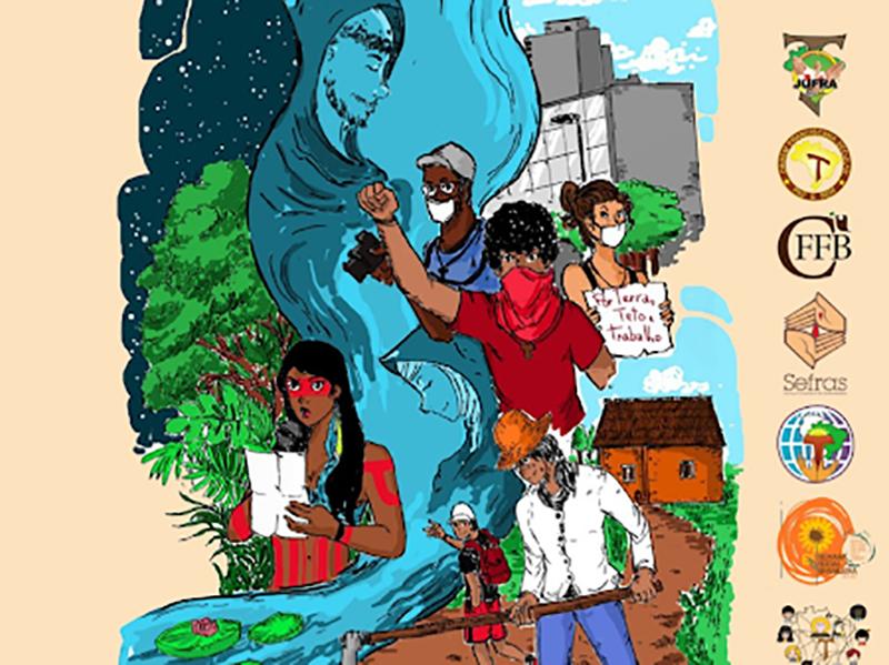 [Juventude Franciscana do Brasil realiza Jornada Nacional pelos Direitos Humanos]
