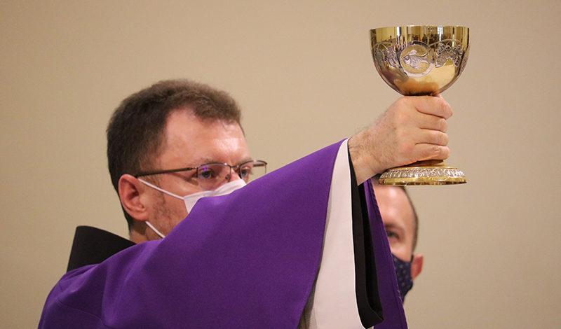 Frei César celebra 25 anos de sacerdócio e renova o compromisso de fazer Deus a centralidade de sua vida