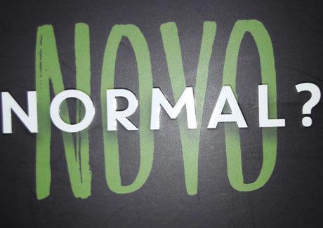 """Lançamento: """"Novo Normal? Provocações sobre tempo, liderança, relacionamentos e o si-mesmo"""""""