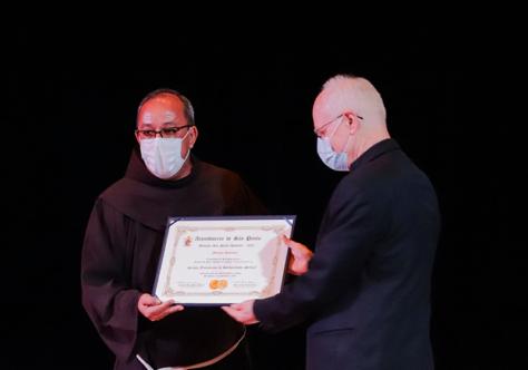 Sefras recebe Medalha Menção Honrosa da Arquidiocese de São Paulo