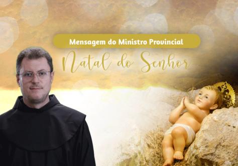Mensagem do Ministro Provincial por ocasião do Natal