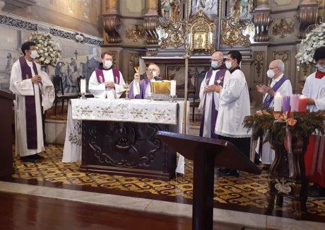 Santos: Província entrega à Diocese de Santos o cuidado pastoral do Santuário do Valongo e da Paróquia da Assunção