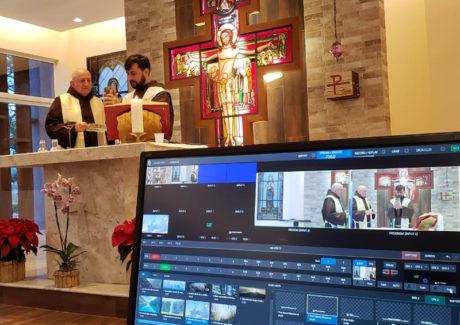 Missa de Natal encerra atividades da Pastoral Universitária da USF