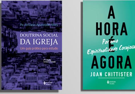 Novo livro de Joan Chittister entre os lançamentos da Editora Vozes
