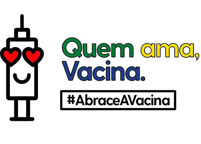 """[""""Vacinar é um ato de amor"""", diz presidente da CNBB no lançamento da campanha """"Vacine Já!""""]"""