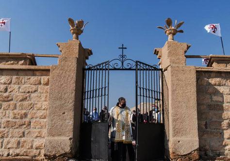 Igreja de São João Batista às margens do rio Jordão retorna à Custódia da Terra Santa