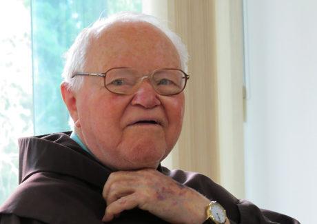 Falece Frei Juvenal Sansão aos 93 anos