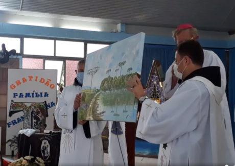 Franciscanos continuam em Lages mas entregam à Diocese o cuidado pastoral da Paróquia do Navio