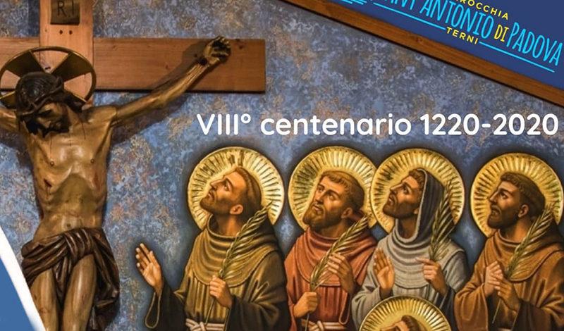 Festa dos Protomártires Franciscanos: encerramento do Jubileu Extraordinário