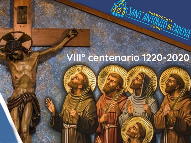 [Festa dos Protomártires Franciscanos: encerramento do Jubileu Extraordinário]
