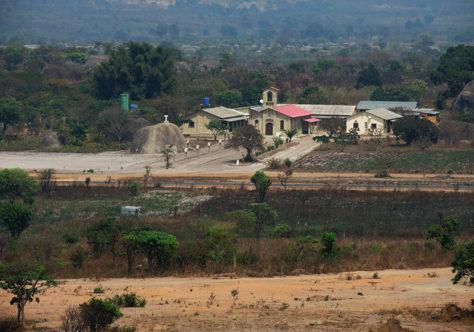 Angola: Primeira Profissão e Admissão dos Noviços no dia 10 de janeiro
