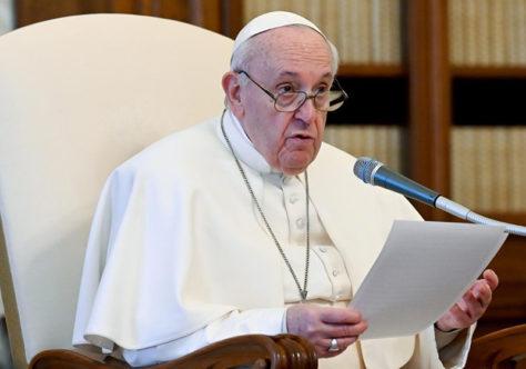 """Papa: """"Um cristianismo sem liturgia é um cristianismo sem Cristo, totalmente sem Cristo"""""""
