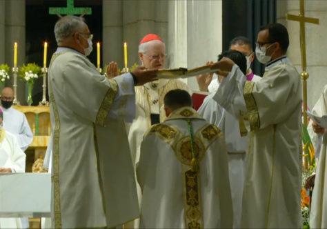 Frei Carlos é ordenado bispo em São Paulo