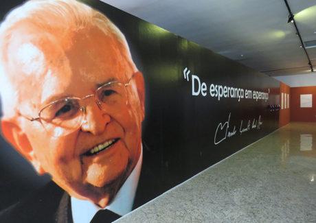 Última semana para ver Exposição Dom Paulo Evaristo Arns em Santo Amaro