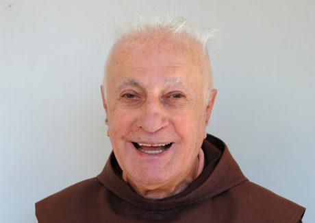 Falece Frei Felipe G. Alves aos 88 anos