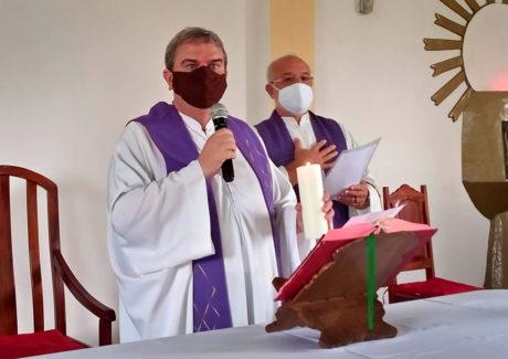 Frei James Girardi celebra 25 anos de Ordenação Sacerdotal