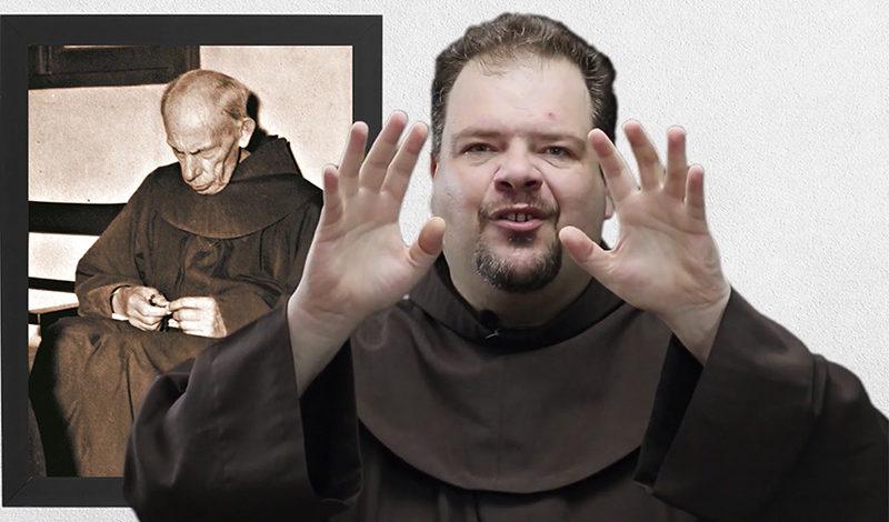 Vigário Provincial encerra a Novena Virtual Frei Bruno