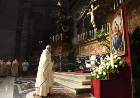 Papa: a paciência de Deus não exige perfeição, mas generosidade do coração