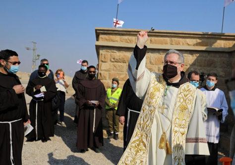 Papa aos Comissários da Terra Santa: sejam sementes de fraternidade