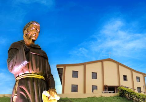 Província da Imaculada assume o Santuário Frei Galvão no dia 11 de abril