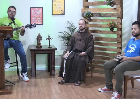 'Live': Bate-papo, momento de oração e de reflexão vocacional