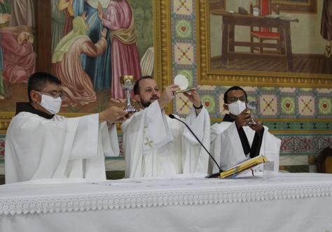 Nova Fraternidade assume o Santuário Frei Galvão neste domingo