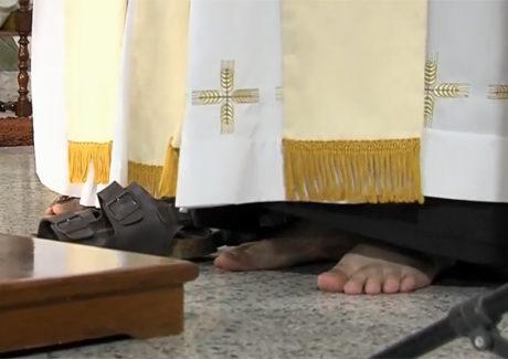 Gesto marca a histórica Celebração de Posse dos franciscanos no Santuário Frei Galvão