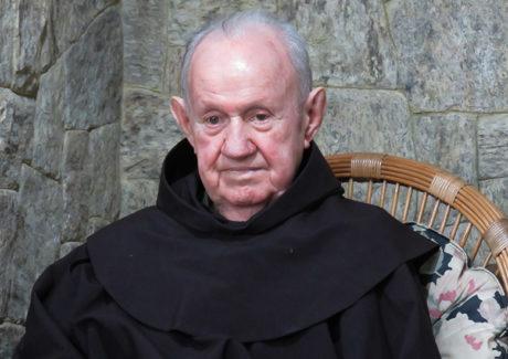 Falece Frei Aloísio Hellmann aos 82 anos