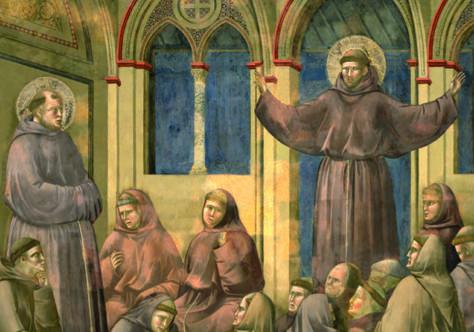Assis: 800 anos atrás, o encontro entre Francisco e Antônio